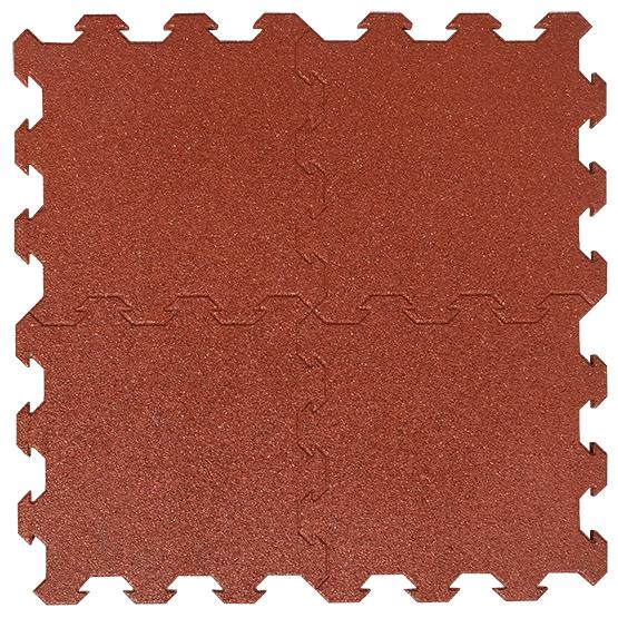 Rosso pavimento da giardino e per piazzale da esterno