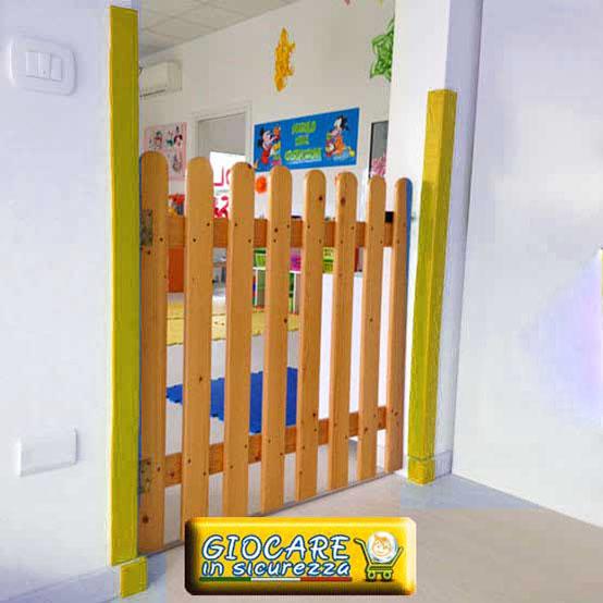 Paraspigoli gialli per la scuola e bambini