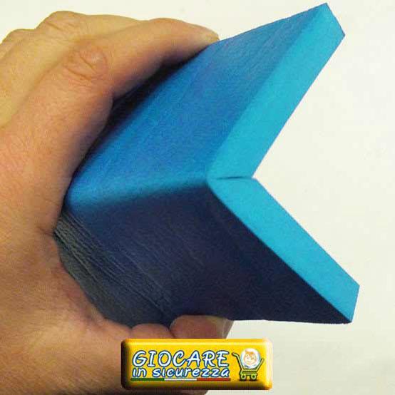 Paraspigolo azzurro