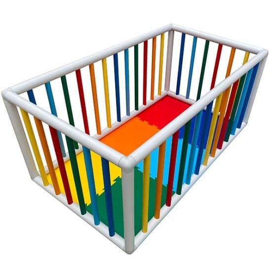 Box bimbi la nuova recinzione per bambini dai 6 ai 12 mesi