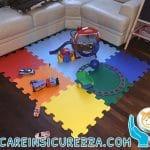 Offerta speciale di tappeti colorati per un gran divertimento!