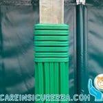 Protezione della colonna in ferro per campo indoor
