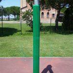 Pallacanestro: rivestimento protettivo per campo da basket
