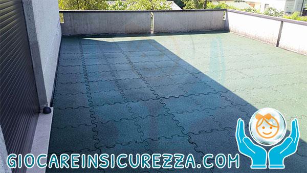 Emejing Pavimento Terrazza Images - Idee Arredamento Casa - baoliao.us
