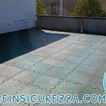 Pavimento modulare per terrazza