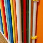 Colorata copertura di sicurezza per radiatori in acciaio e metallo