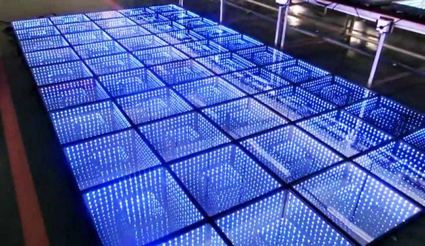 Pavimento modulare futuro gomma e plastica