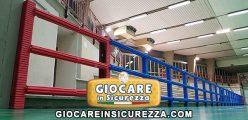 Fornitura e installazione di recinzioni divisorie a norma UNI EN 13200-3